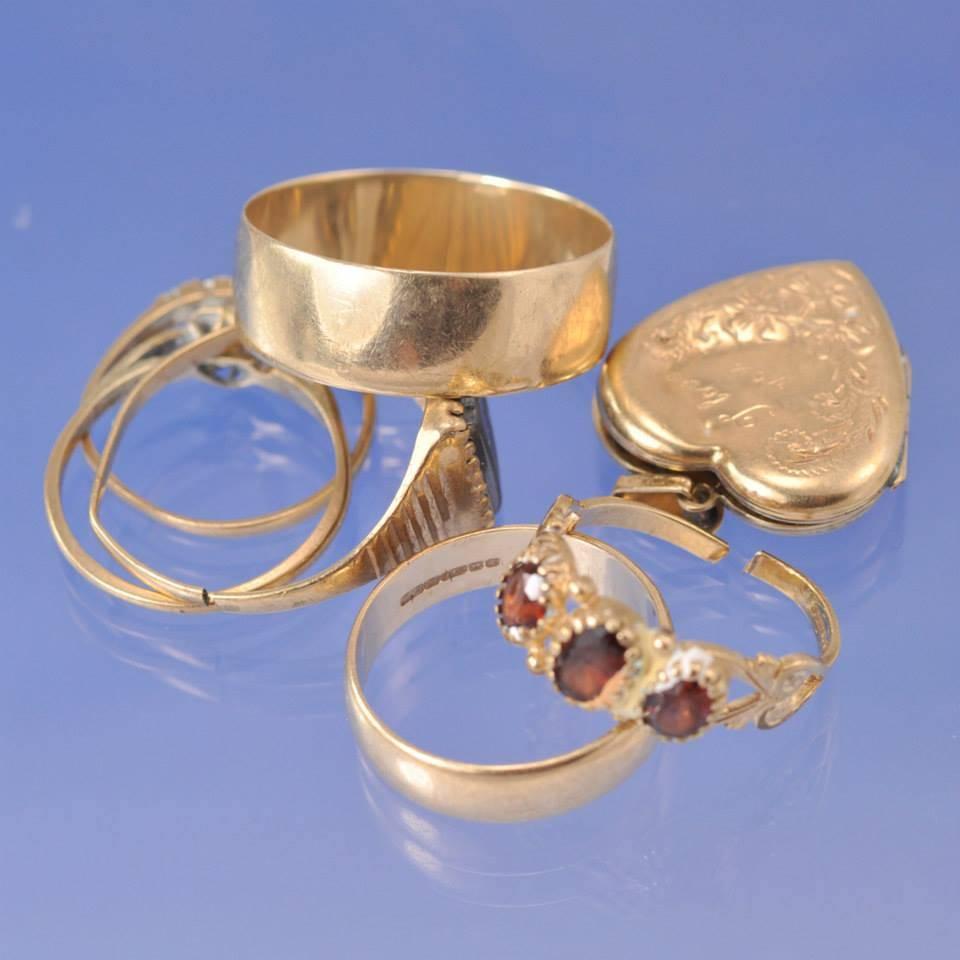 ring resizing and ring repair