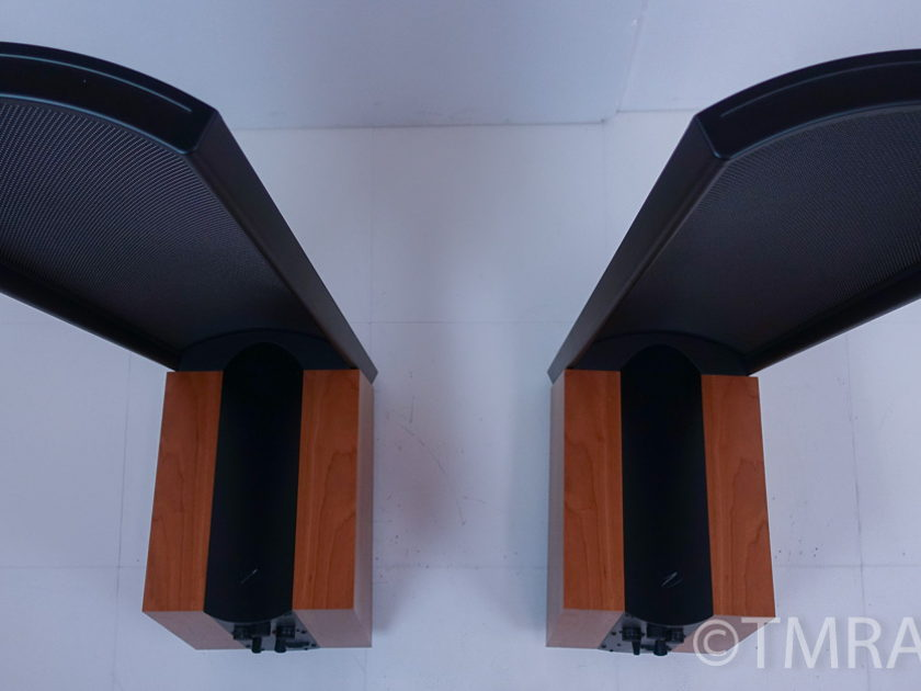 Martin Logan Summit X Speakers; Pair; Cherry (9372)