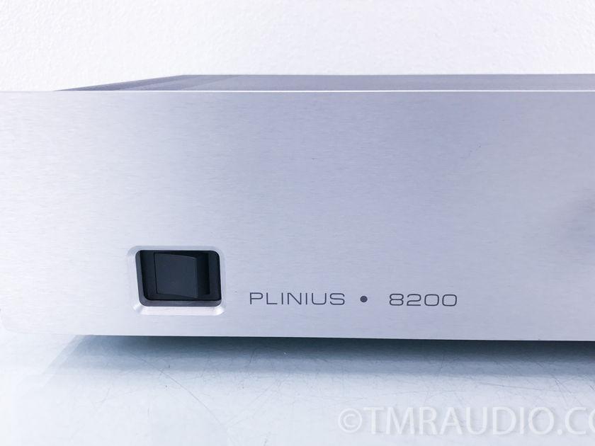 Plinius  8200  Stereo Integrated amplifier (1969)