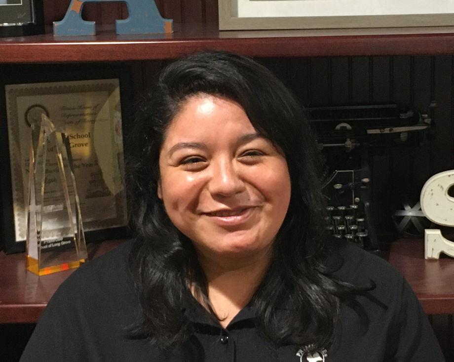 Lucia Jaime - Duran , Explorers Teacher