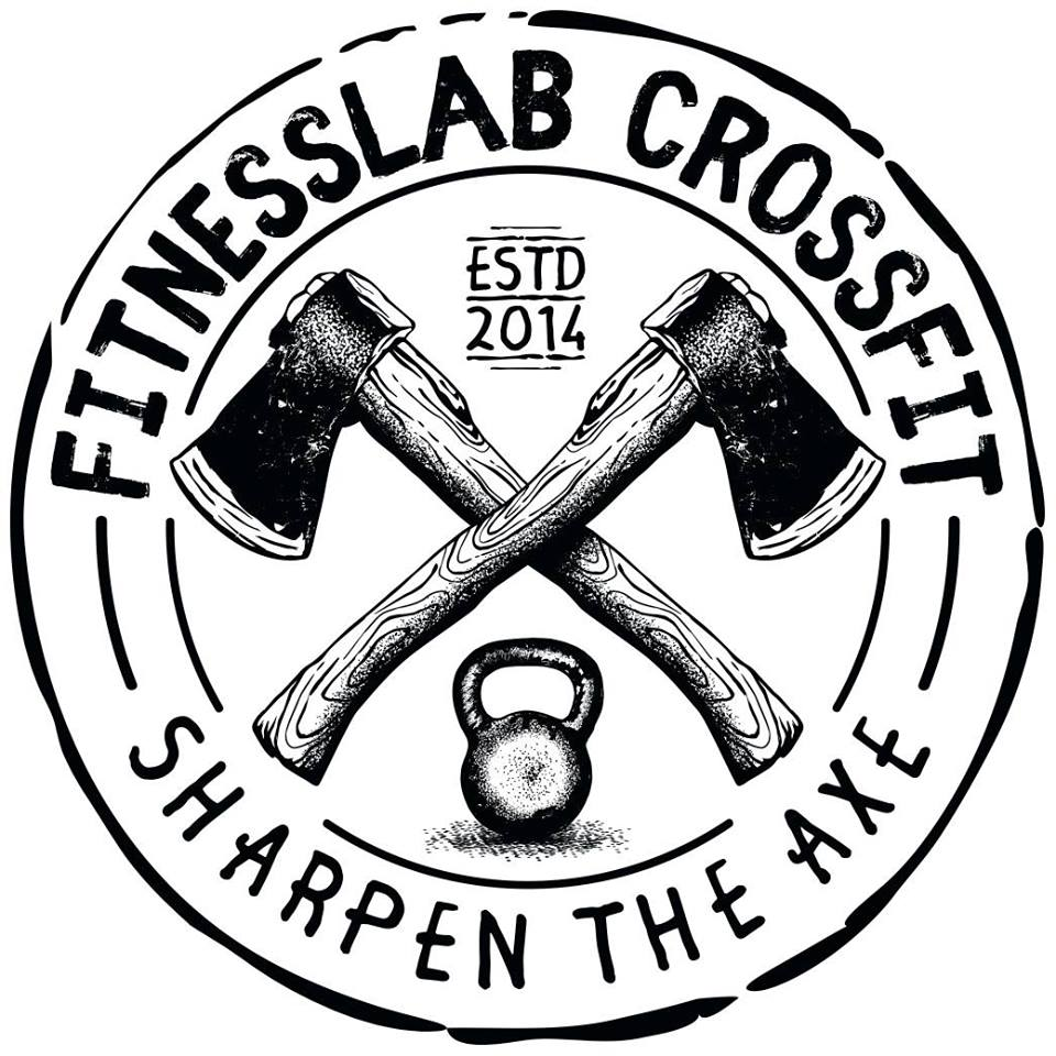 FitnessLab CrossFit logo