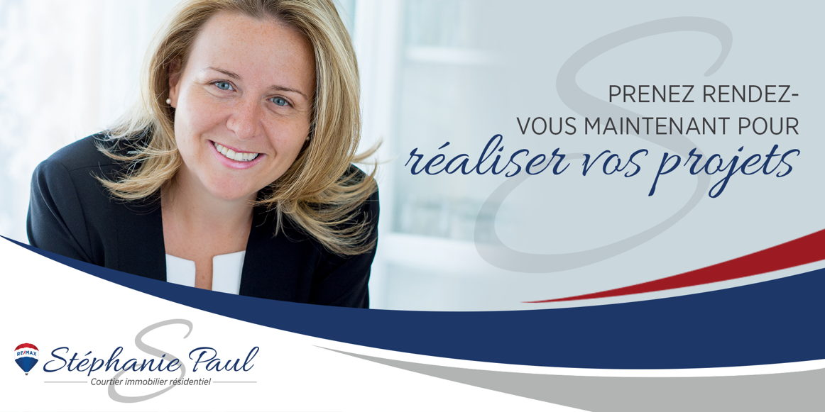 Stéphanie Paul - Courtier immobilier REMAX Platine