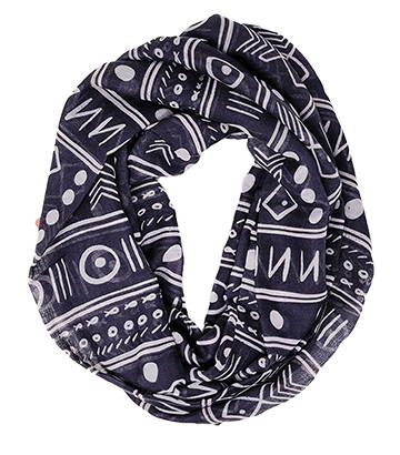 Chic Tribe Infinity Scarf
