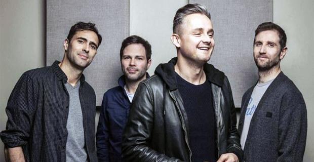 Неделя с группой Keane на радио Монте-Карло - Новости радио OnAir.ru