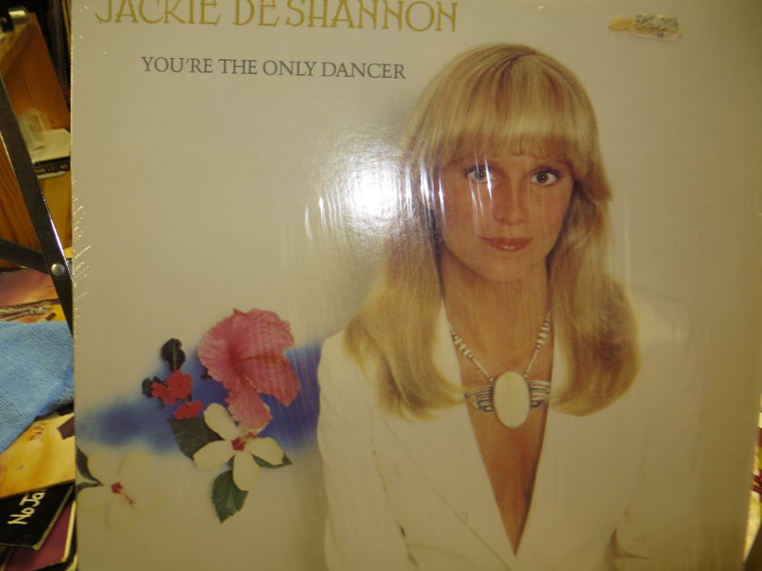 JACKIE DE SHANNON - YOU'RE THE ONLY DANCER SHRINK STILL ON COVER