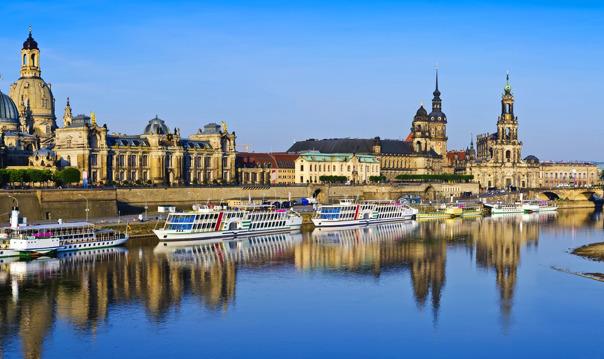 Групповая поездка в Дрезден