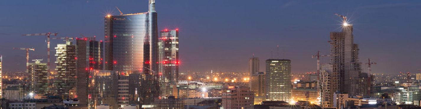 Милан современный: городские небоскрёбы