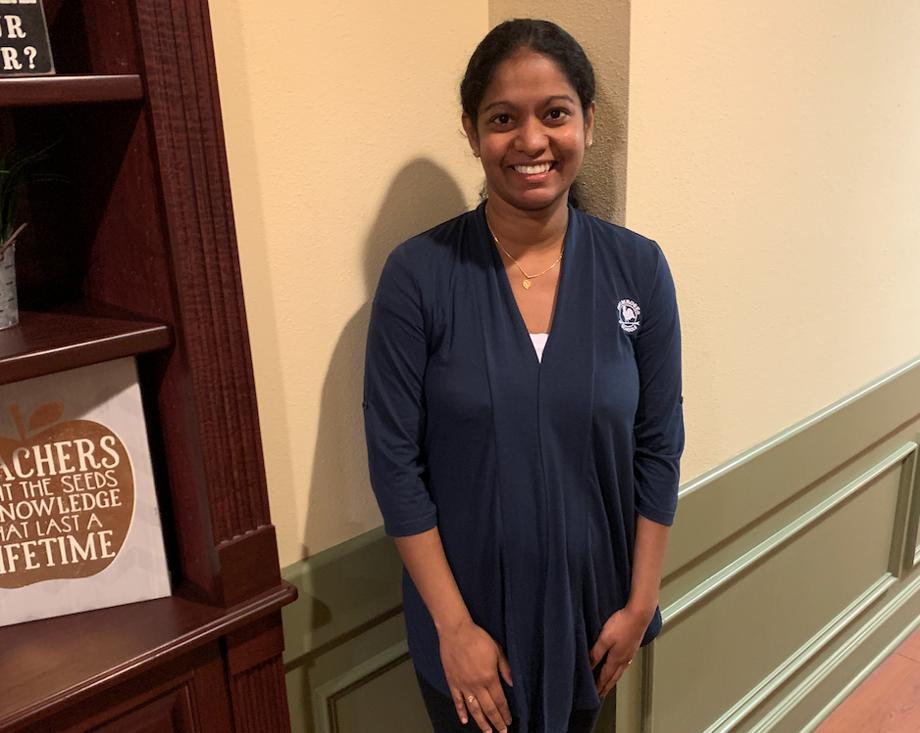 Ms. Shruthi Medipelli , Toddler Faculty Member