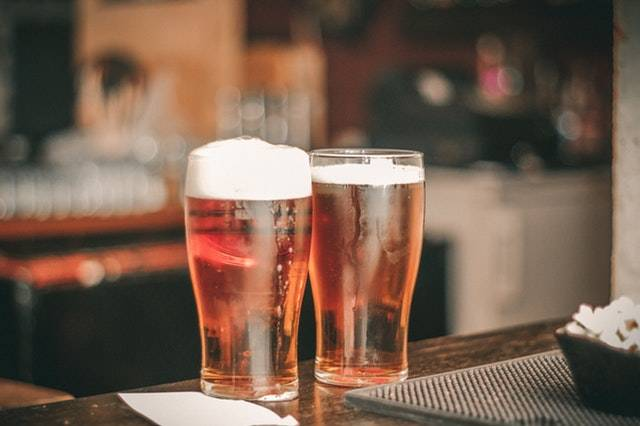 Alcohol is bad for keto.