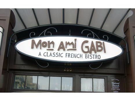 $75 to Mon Ami Gabi