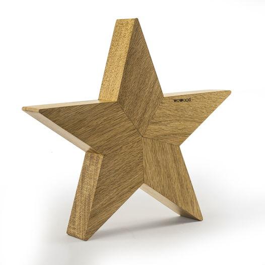 Звезда из массива дуба Stark 250