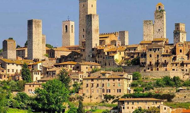 Необычная Тоскана за 1 день