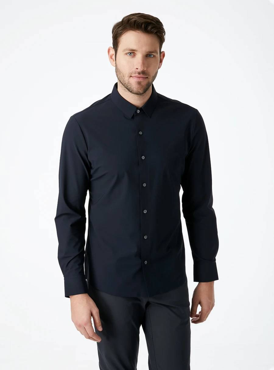 Young Americans 4-Way Stretch Luxseam® Shirt