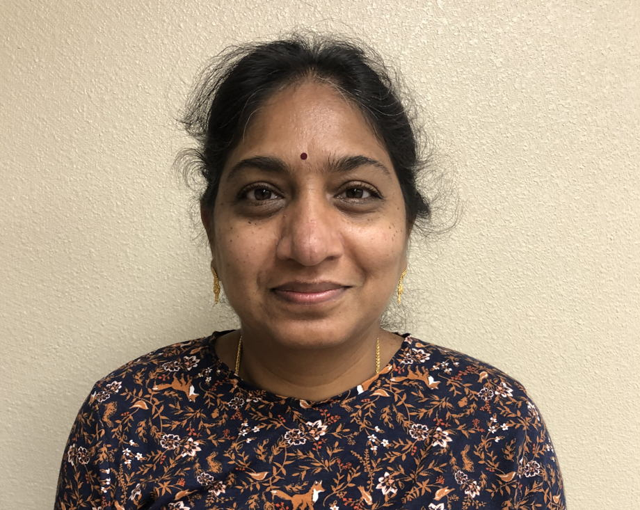 Geeta Kunapareddy , Pre-Kindergarten Teacher