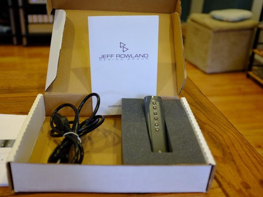 Jeff Rowland Capri preamplifier, mint,free shipping