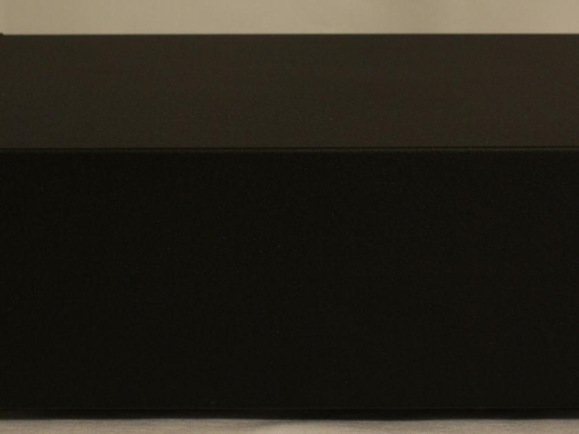 Musical Fidelity M1LPS MM/MC Phono Pre in Black.