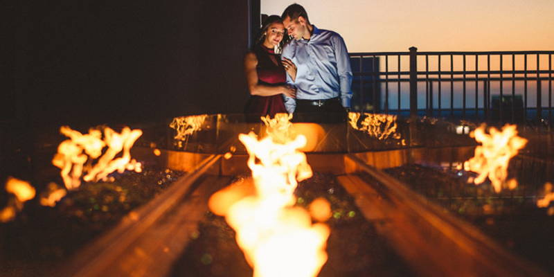 How To: Be Yourself in Your Engagement Photos