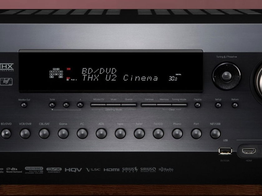 Integra DHC-80.2 Home Theater PreAmp/Surround Sound Processor