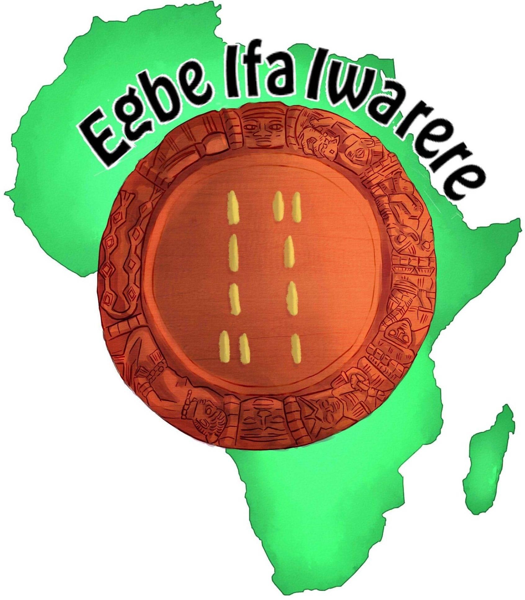 Egbe Ifa Iwarere Logo