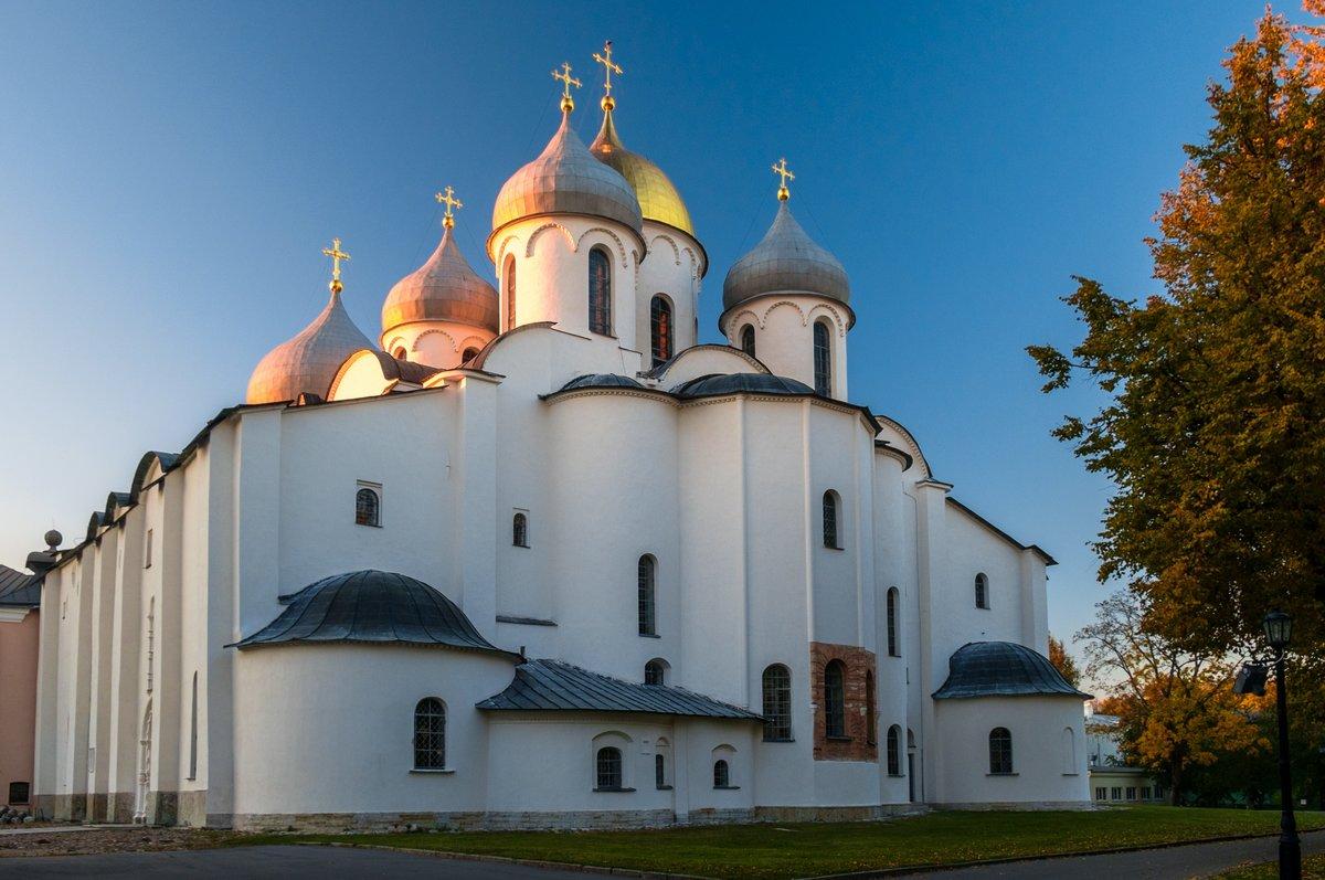 софийский собор в новгороде великом фото винная