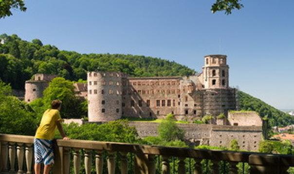 Хайдельберг — всемирно известный университетский центр