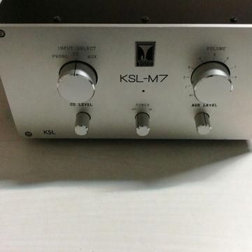 Kondo KSL-M7