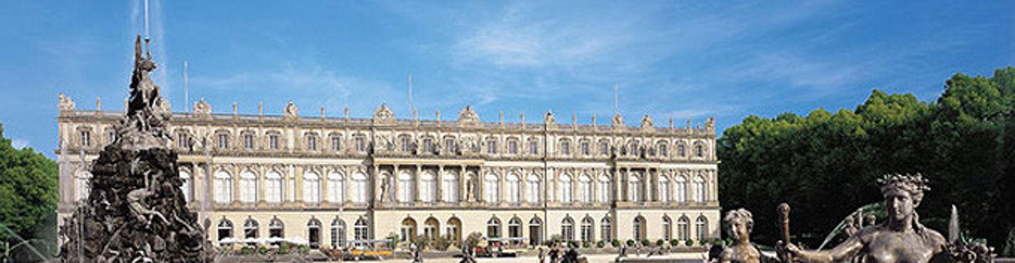Баварский Версаль Херренкимзее