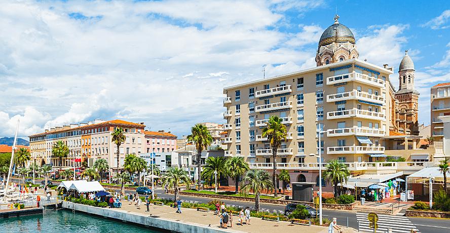 Cannes - Bilan marché immobilier cote azur 2019 2020 - Engel Volkers