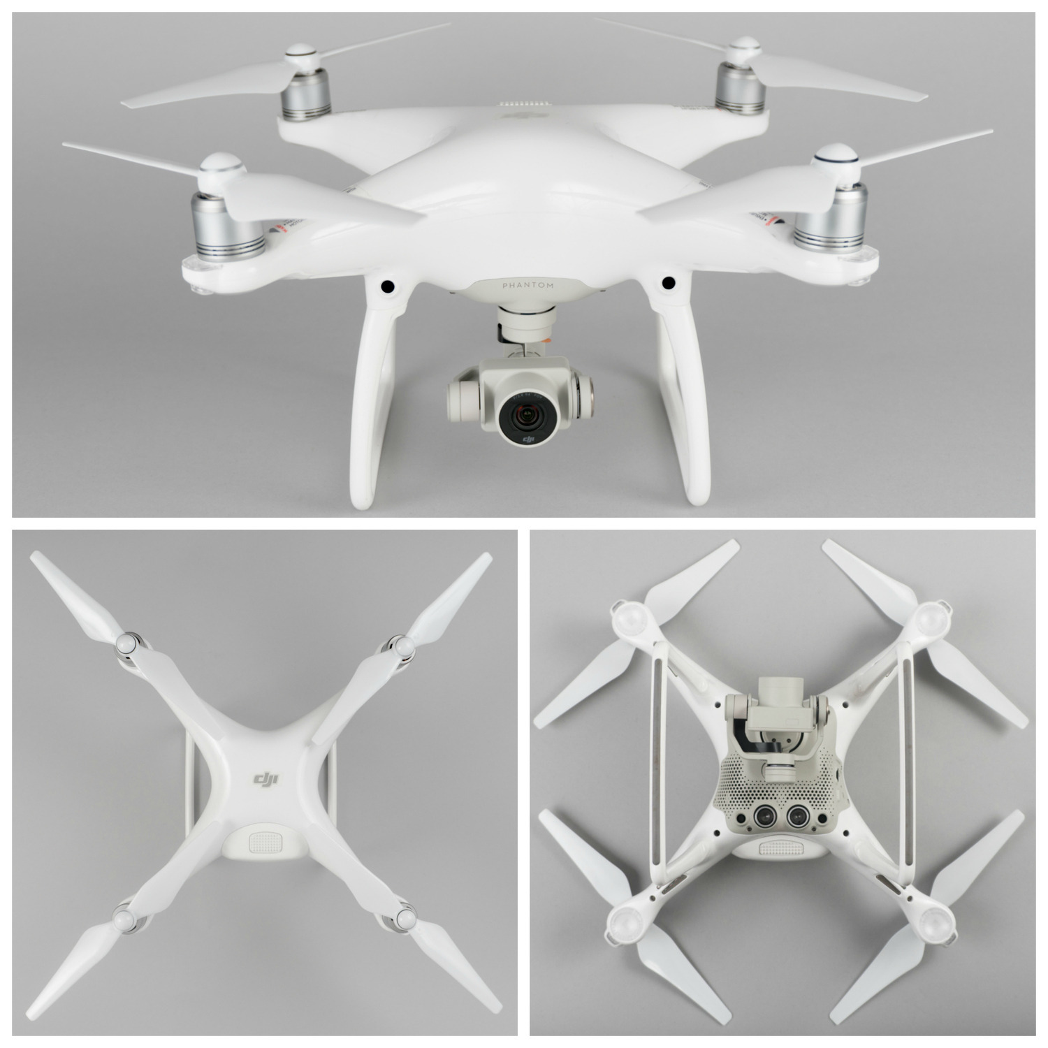 Phantom 4 Exterior Design