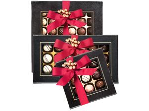 Black Box Chocolate Truffles Christmas range