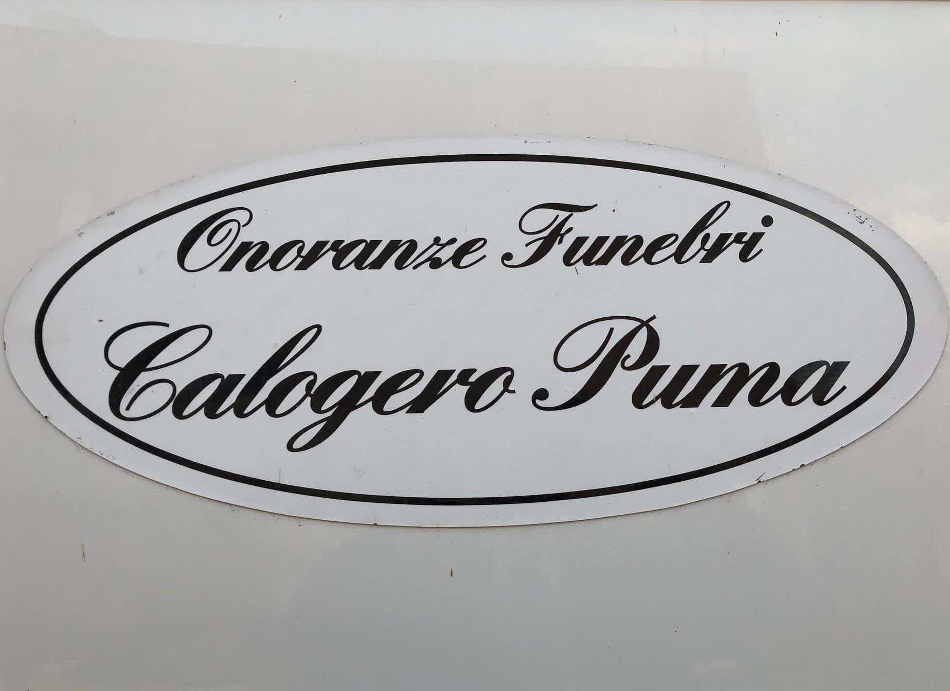 Onoranze Funebri Calogero Puma
