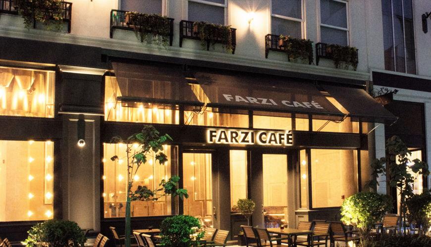 Farzi Cafe image