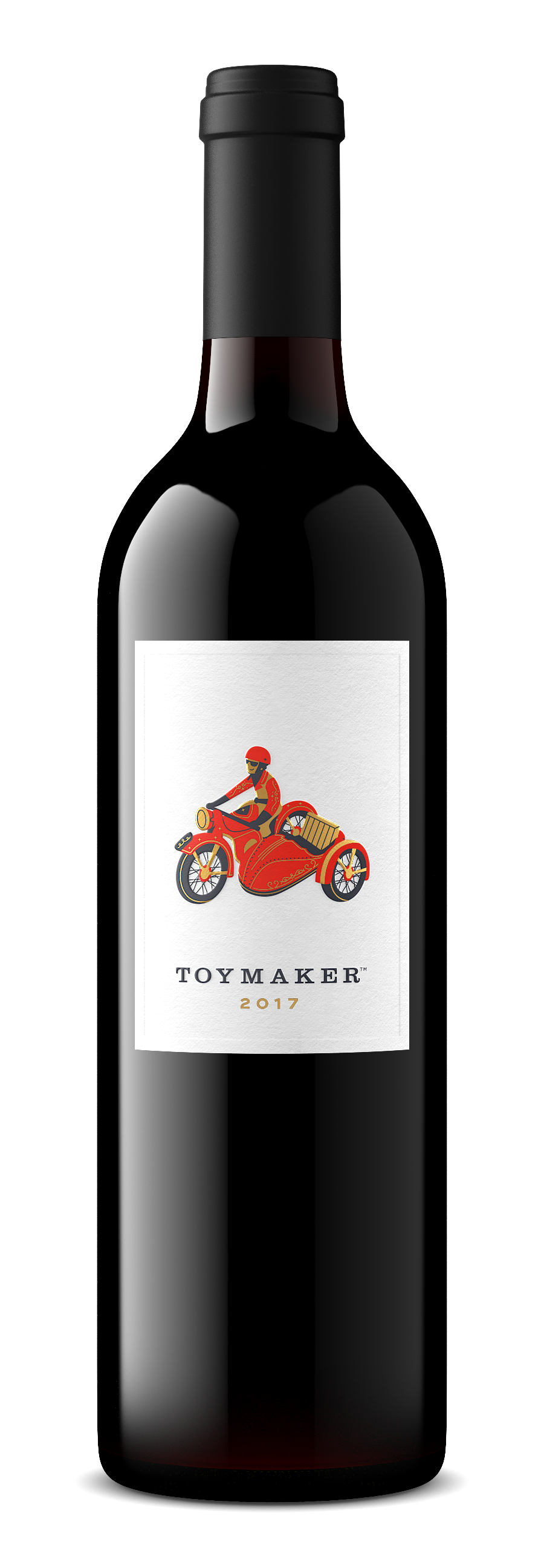 2016 ToyMaker Cellars Cabernet Sauvignon Napa Valley Red Wine Label with Toy Train label, made by Napa Valley winemaker Martha McClellan. Rare & limited Grand Cru Napa Valley Cabernet Sauvignon.