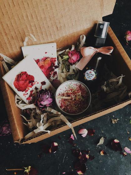 Подарочный набор Иланг и Ягоды