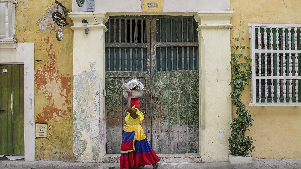 Mijn positieve start in Colombia