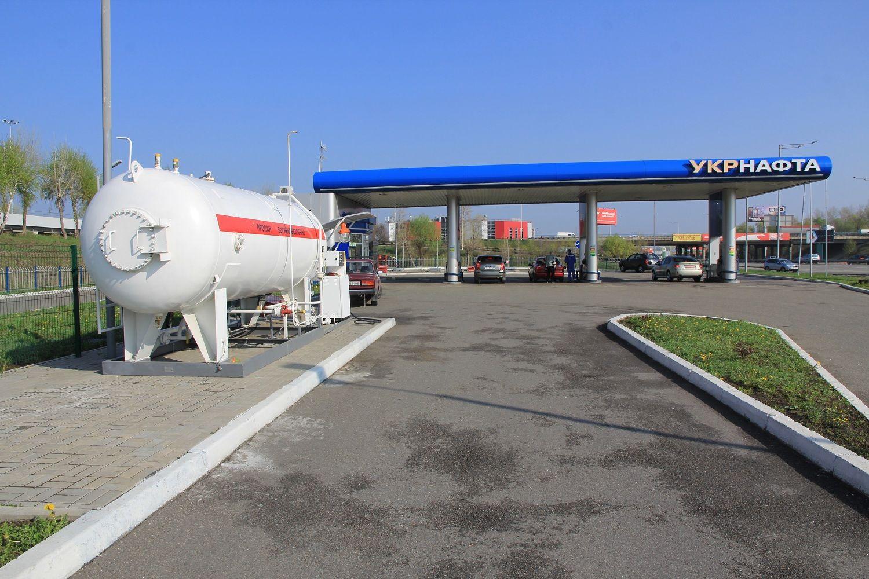 «УкрНафта» пообещала масштабную реорганизацию сети АЗС