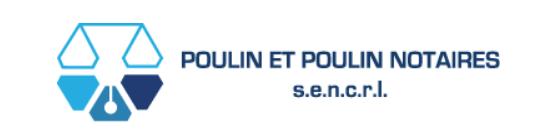 Poulin et Poulin Notaire ( Saint-Jean Chrysostome )