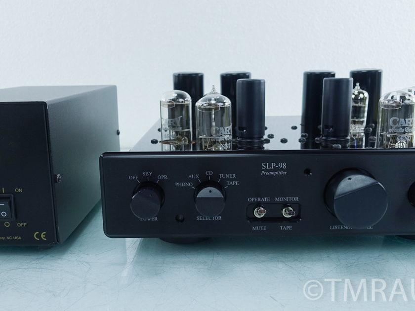 Cary Audio Design SLP-98p Tube Preamplifier (9312)
