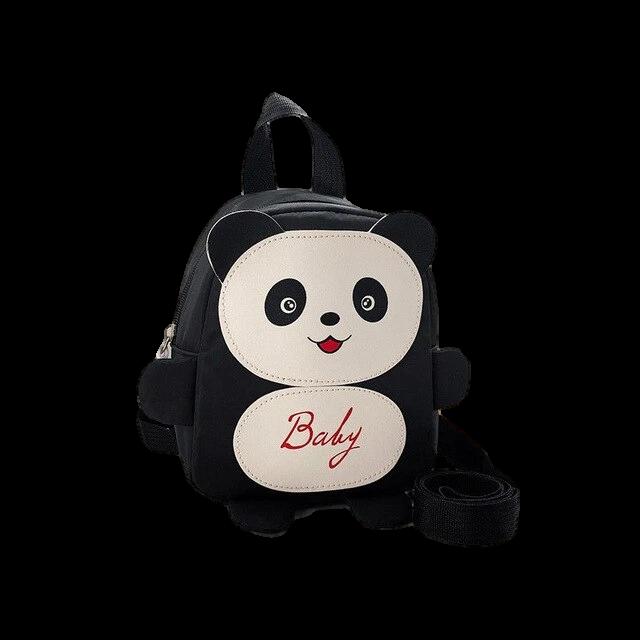 sac a dos panda noir baby