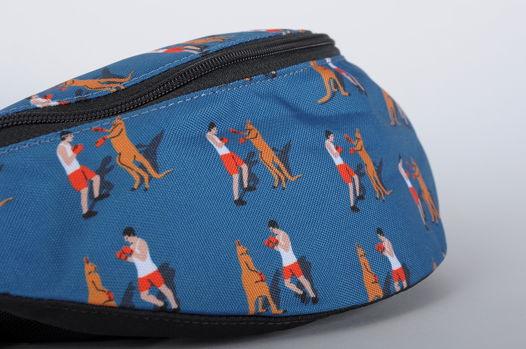 Сочная сумка с кенгуру