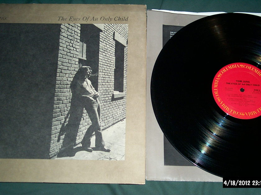 Tom Jans - The Eyes Of An Only Child LP NM