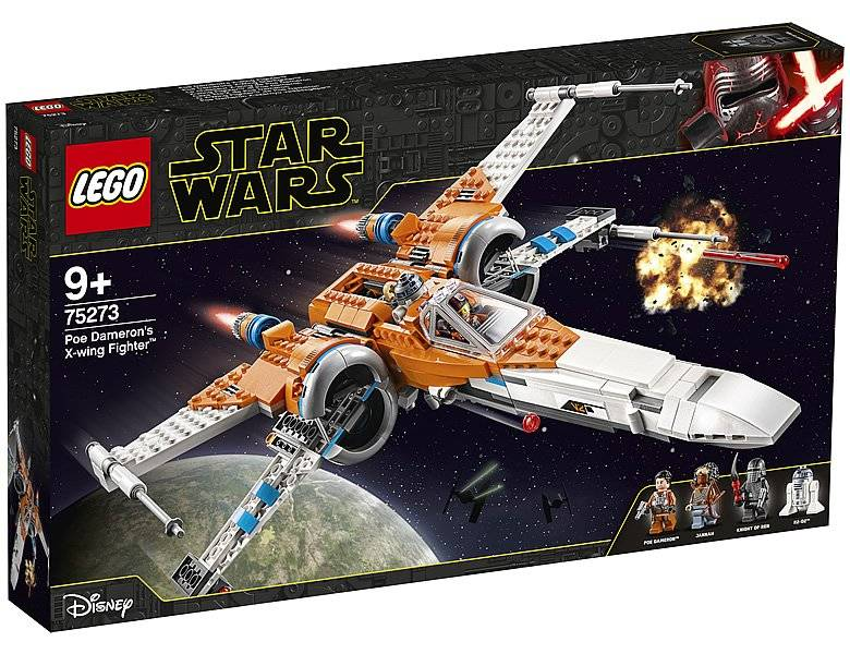 LEGO 75273 Poe Dameron's X-wing Fighter