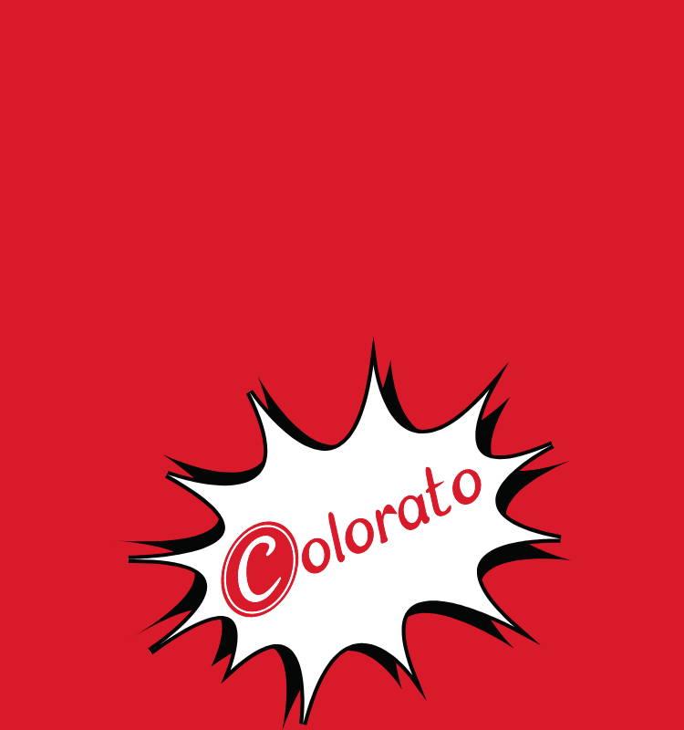 Colorato effect