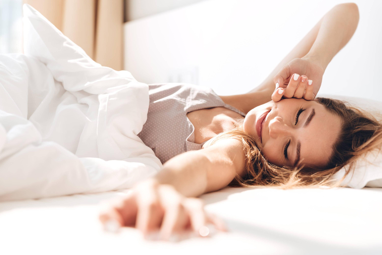 Get your sleep to build collagen