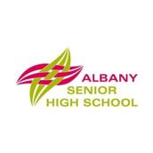 Albany Senior High School logo