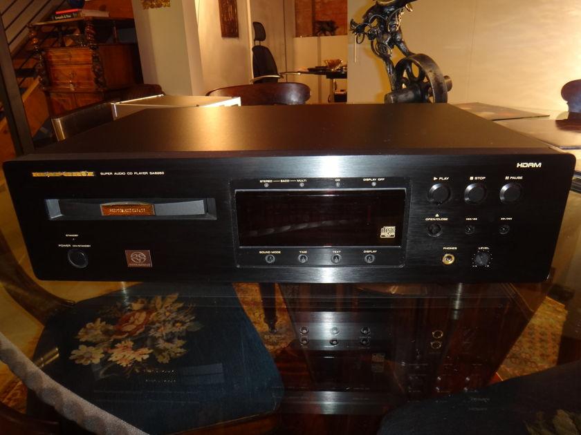 Marantz  SA8260 SACD w/Full Ref Audio Mods $1,500 in Upgrades!