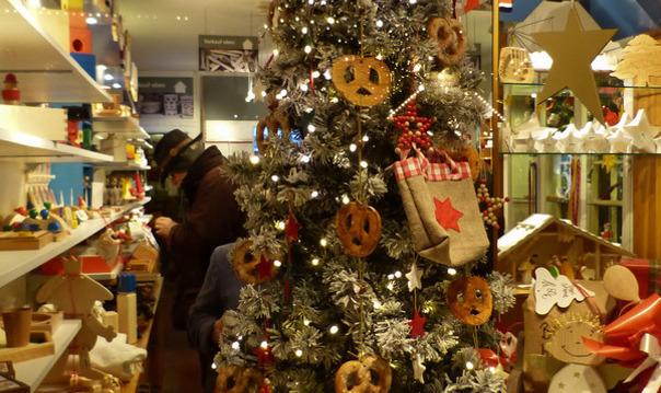 Рождество в Гамбурге