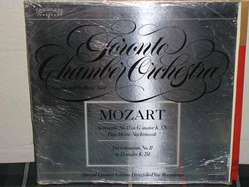 Neel/Toronto Chamber - Mozart Serenade Umbrella d2d LP SEALED