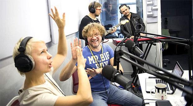 Лондонскому радио «Матрешка» – 4 года - Новости радио OnAir.ru