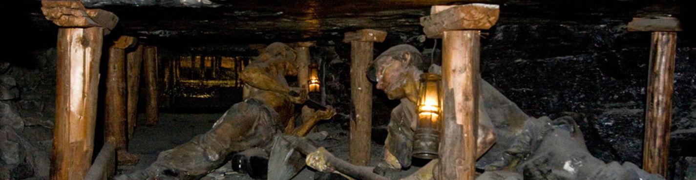 Немецкий музей — подземные лабиринты — горное дело